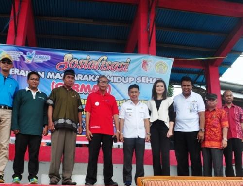 Ekspo HMJ Kesehatan Lingkungan Poltekkes Palu, 2017