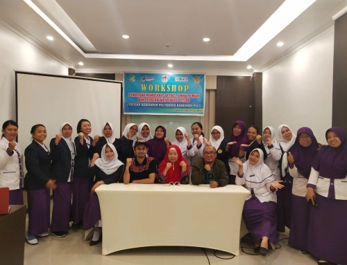 Workshop Penulisan Manuskrip Artikel