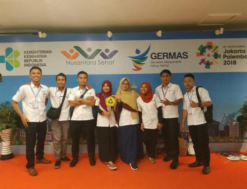 Sejumlah Alumni Jurusan Kesehatan Lingkungan Poltekkes Kemenkes Palu Tergabung Dalam Nusantara Sehat