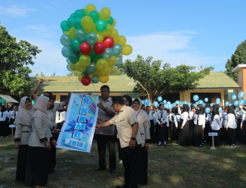 Pembukaan Pengenalan Kehidupan Kampus Mahasiswa Baru (PKKMB) Tahun 2018