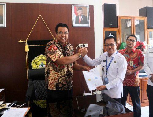 Poltekkes Kemenkes Palu dan BNN Kota Palu Sepakati Perjanjian Kerjasama